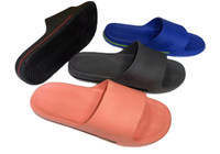 LARGE SIZE INJECTION SLIDE SLIPPERS